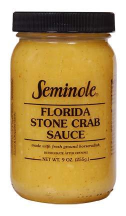 Seminole Florida Stone Crab Sauce (Best Stone Crab In Key West)