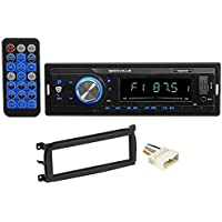 1999-2004 Jeep Grand Cherokee Digital Media Bluetooth AM/FM/MP3 USB/SD Receiver