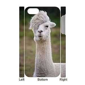 Llama CUSTOM 3D Phone Case for iPhone 4,4S LMc-05487 at LaiMc