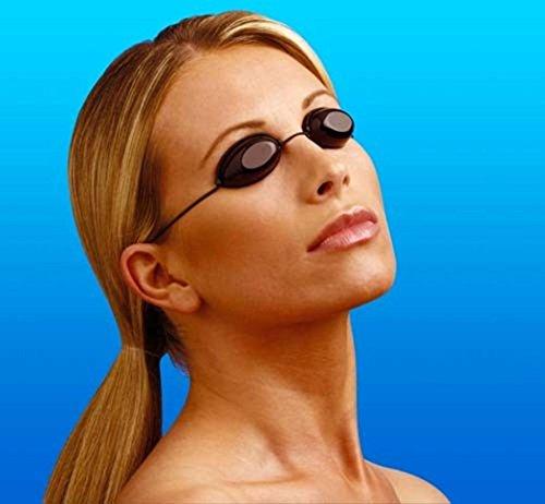Uva & Uvb Protection Polished Lens Sunbed Eyewear Swimming Igoggles Pack Of - Us Eyewear