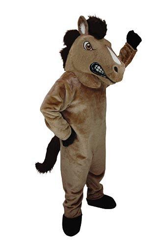 Horse Mascot Costume ()