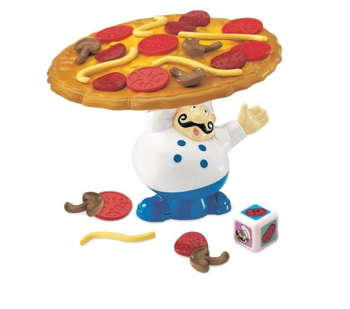 Poppa's Pizza Pile-Up by International Playthings