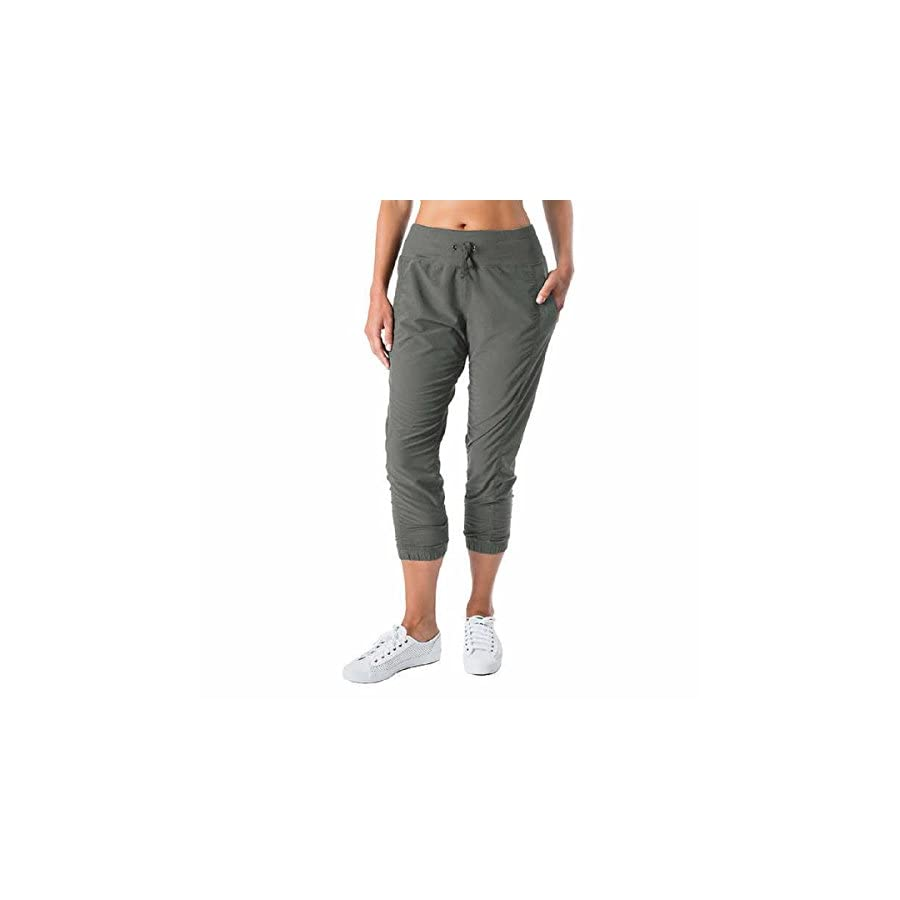 Kirkland Signature Womens Active Crop Pant