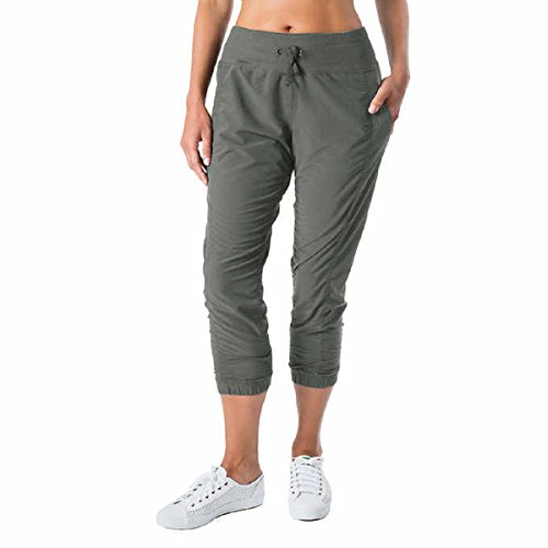 Relaxed Crop Pant - 6
