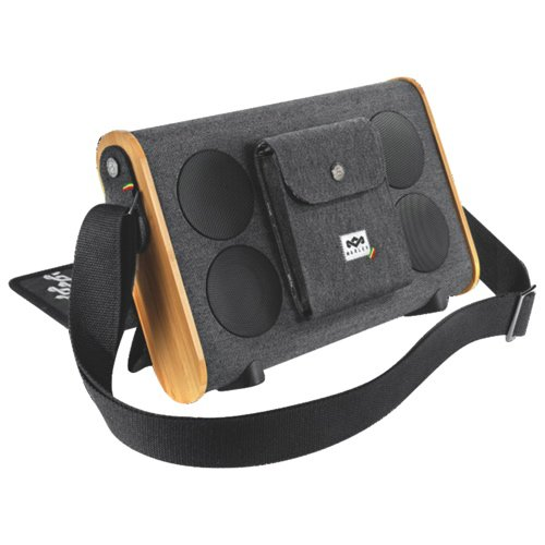 Price comparison product image House of Marley EM-JA002-MI Marley Roots Rock Bluetooth Portable Audio System
