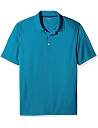 bf29375a Men's Regular-Fit Quick-Dry Golf Polo Shirt