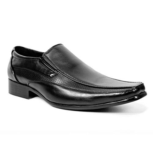 MYSHOESTOREItalian Shoes - botas sin cordones hombre Negro - negro