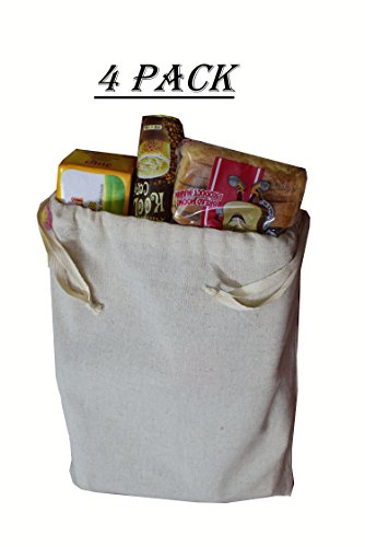Bags 20 Linen Reusable Housewarming Party Made breathable