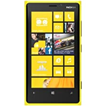 Nokia Lumia 820 8GB 4G LTE Unlocked GSM Windows 8 Smartphone Cell Phone - Yellow