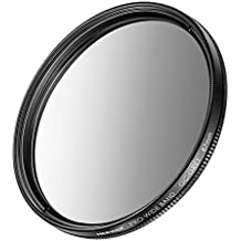 Neewer 67mm Graduated Neutral Density Filter (Grey) for Canon Rebel with EOS 18-135mm EF-S IS STM Zoom Lens, Nikon 18-105mm f/3.5-5.6 AF-S DX VR ED Zoom Lens and Other Cameras with 67mm Lens