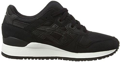ASICS Gel-Lyte III - Zapatillas de deporte unisex Negro (Black / Black 9090)