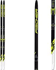 The Fischer SC Skate skis with Race Skate bindings are a fantastic setup for emerging skaters looking for good value and great performance. Thanks to the build, the shape, and the profile, the Fischer SC skate skis with the bindings make an a...