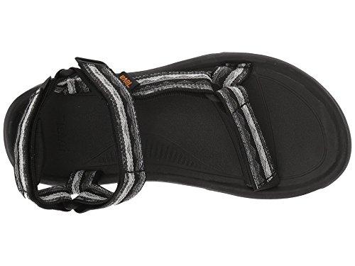 Black 9083 Sandales W's Xlt Femme Hurricane Lago grey Teva T0q7pn