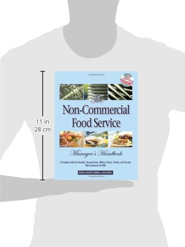 the non commercial food service manager 39 s handbook a complete guide for hospitals nursing. Black Bedroom Furniture Sets. Home Design Ideas