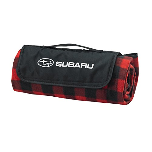 (Subaru Official Gear Roll Up Picnic Blanket)