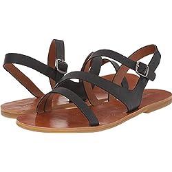 Lucky Brand Women's Alexcia Black Sandal
