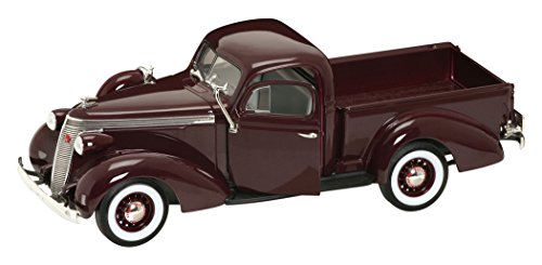 92458 Scale 1:18 1937 Studebaker Coupe Express, Burgundy
