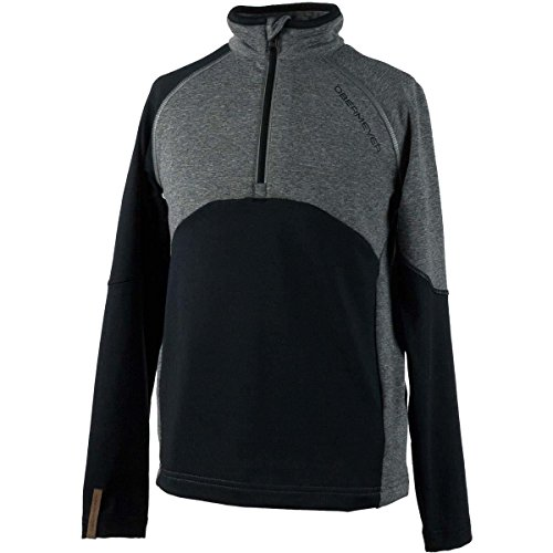 Obermeyer Teen Boys Transport Tech Baselayer Black S by Obermeyer