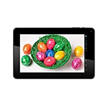 "OUKU M63 10.1"" Android 4.4 Tablet PC Unlocked 3G Phone Smartphone Phablet 1024*600 Touch Screen 1.5GHz Allwinner A33 Quad Core,2GB RAM,16GB ROM,WIFI,Bluetooth -Black"