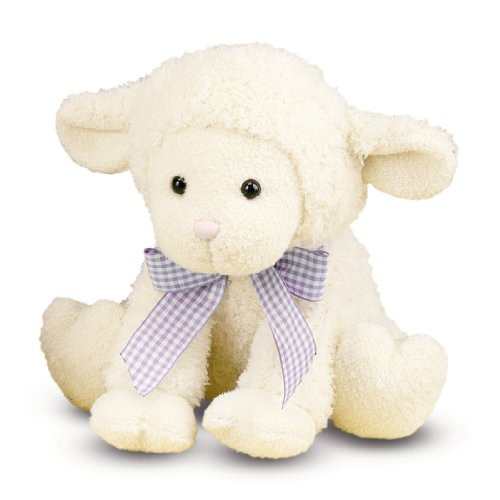 Melissa & Doug Meadow Medley Lamby - Stuffed Animal Baby Lamb