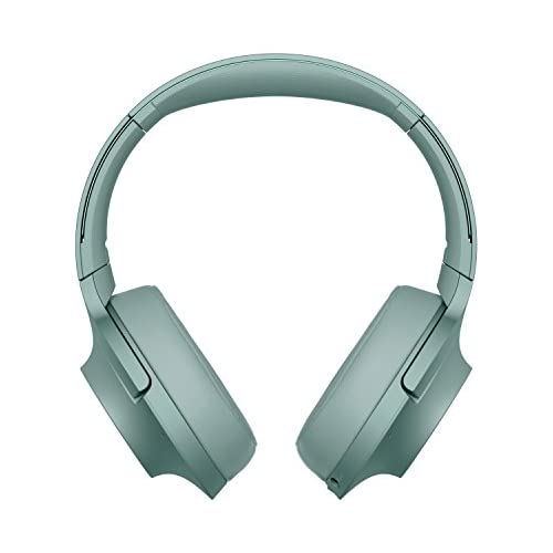 chollos oferta descuentos barato Sony WHH900N Auriculares de Diadema Inalámbricos H Ear Hi Res Audio Cancelación de Ruido Sense Engine Bluetooth Compatible con Aplicación Headphones Connect Verde con Alexa integrada