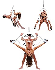 Fetish Fantasy - Fantasy Bondage Swing Set Zwart, 1 Pack