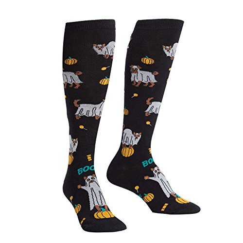 Sock It To Me, Knee High Funky: Trick Or Treat?]()