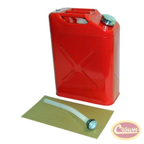 Jerry Can (Red) - Crown# RT26010