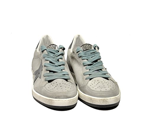 Golden Goose Sneakers Uomo G30WS592E1 Pelle Grigio