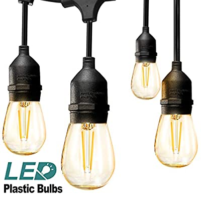 addlon LED Outdoor String Lights