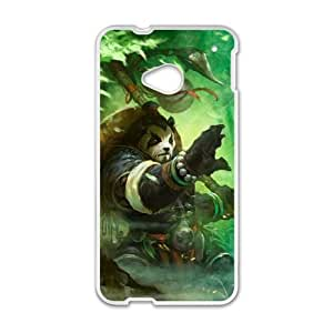 Chen Stormstout HTC One M7 Cell Phone Case White present pp001_9629443