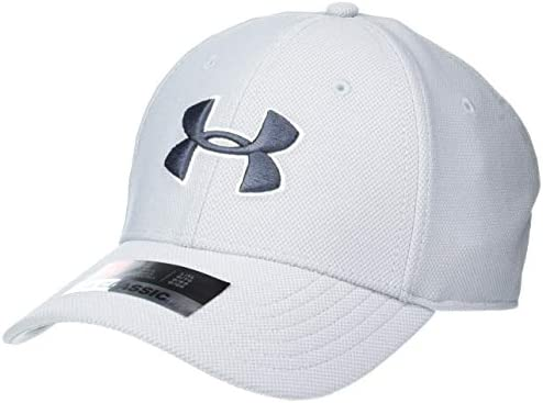 Under Armour Mens Blitzing 3.0 Cap Gorra, Hombre, Gris (Mod Grey ...