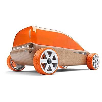 Automoblox M9 Sport-Van: Toys & Games