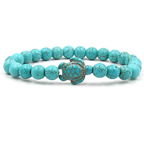 (Ocean & Co Sea Turtle Bracelet (Turquoise))