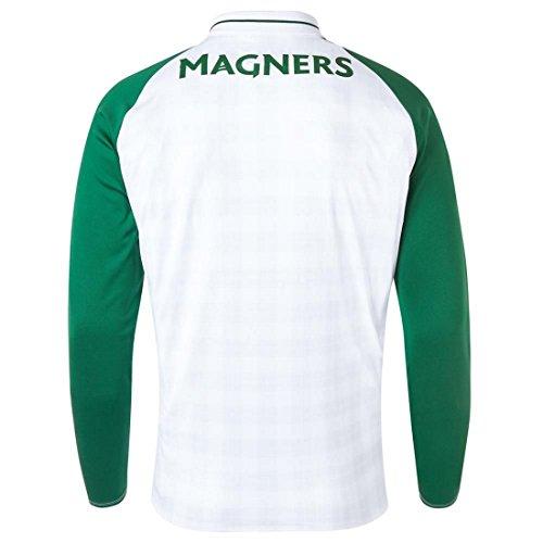 ... New Balance Celtic FC Men s Away Long Sleeve Replica T-Shirt 2018 19.  Sale 64c322a4f