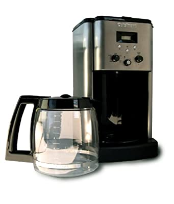 Remanufactured Cuisinart CBC-00FR Brew-Central Programmable 12-Cup Coffeemaker