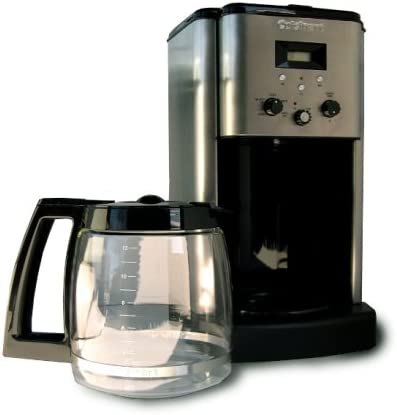 Cuisinart cbc-00fr brew-central 12-cup cafetera programable ...