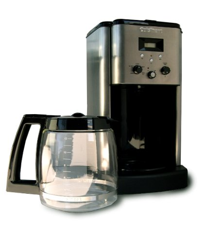 Remanufactured Cuisinart CBC-00FR Brew-Central Programmable 12-Cup Coffeemaker image