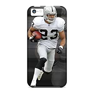 Fashion Protective Oakland Raiders Case Cover For Iphone 5s for you