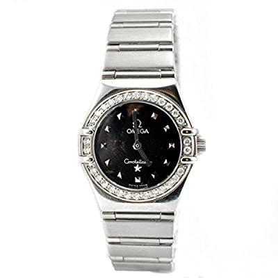 Omega Constellation Quartz Female Watch 1465.51.00 (Certified Pre-Owned) by Omega