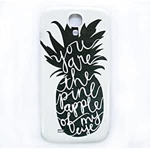 QYF Samsung S4 I9500 compatible Graphic Plastic Back Cover