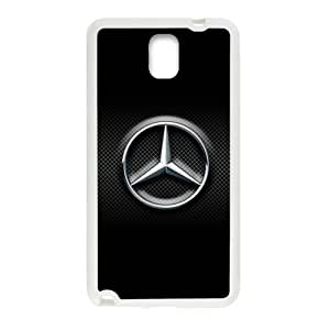 SANLSI Benz sign fashion cell phone case for Samsung Galaxy Note3