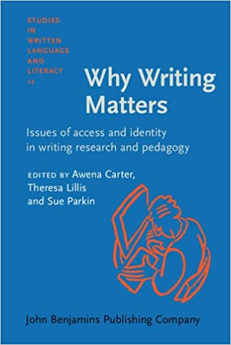 Amazoncom Why Writing Matters Issues Of Access And Identity In  Amazoncom Why Writing Matters Issues Of Access And Identity In Writing  Research And Pedagogy Studies In Written Language And Literacy