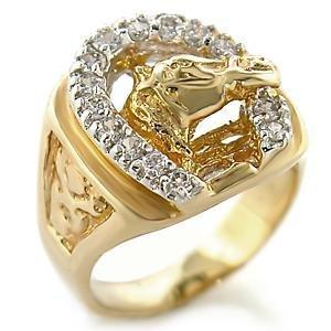 Anillos de oro por amazon