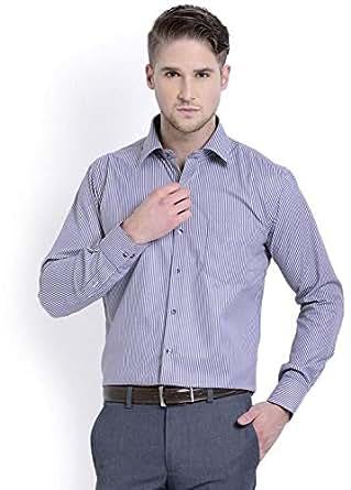 Skorpio 10627-02 Casual Shirt For Men - 40 Us, Gray