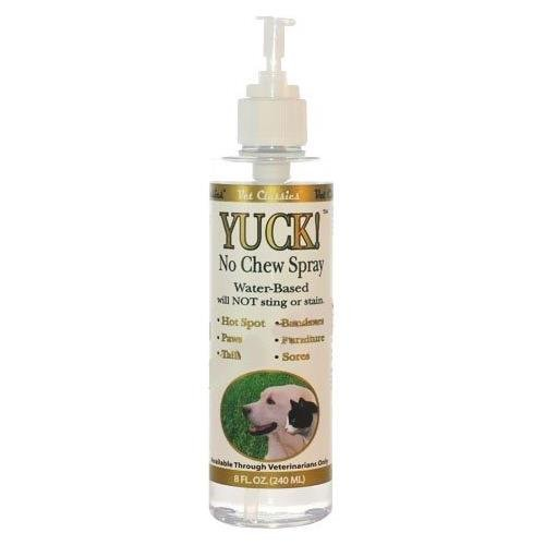 Anti Chew Spray - Vet Classics Yuck No Chew Spray (8 oz)