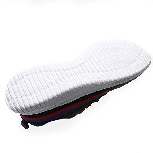 Running Unisex Zhenghewyh Sportive Da Adulto Casual Uomo Sneakers Nero Fitness Scarpe c8nqfqBUWT