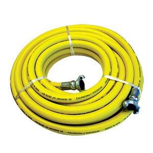 Interstate Pneumatics HJ59-100E Jack Hammer Yellow Rubber Hose 3/4 Inch x 100 Feet 300 PSI