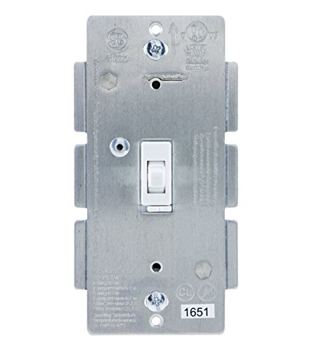 GE-Z-Wave-Plus-Wireless-Smart-Lighting-Control-Smart-Toggle-Switch-OnOff-In-Wall-White-Works-with-Amazon-Alexa-Google-Home-14292