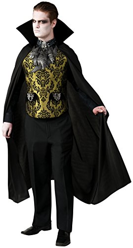 Family Vampire Costumes (Rubie's Costume Co Men's Elegant Vampire Costume, Multi, Standard)
